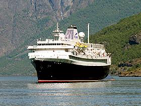 Cruise agenda